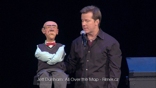 Jeff Dunham All Over the Map ke stažení