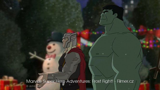 Marvels Super Hero Adventures Frost Fight! ke stažení