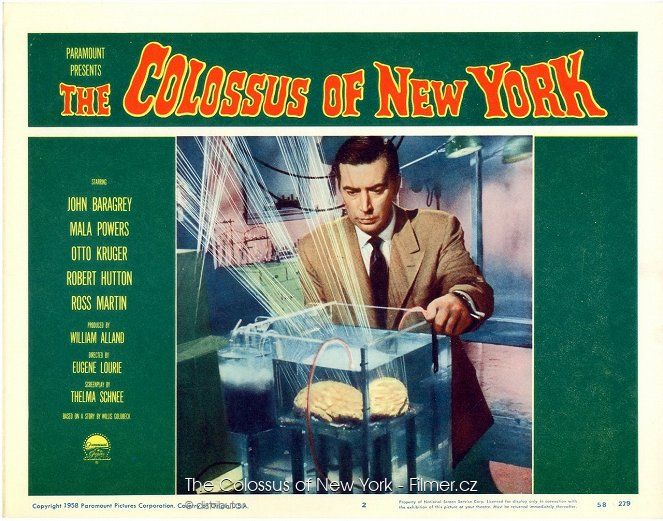 The Colossus of New York ke stažení