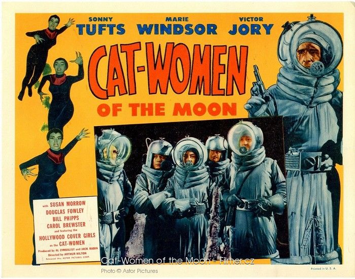 Cat-Women of the Moon ke stažení
