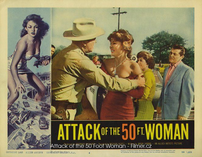 Attack of the 50 Foot Woman ke stažení