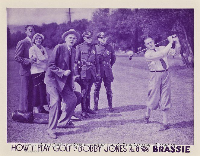 How I Play Golf by Bobby Jones No 8 The Brassie ke stažení