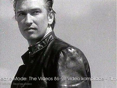 Depeche Mode The Videos 86-98