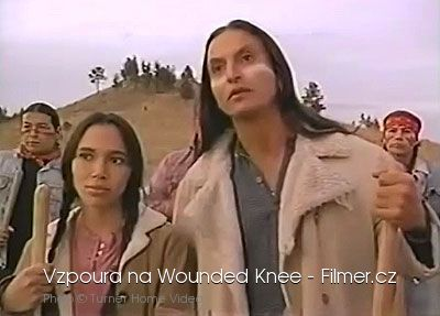 Lakota Woman Siege at Wounded Knee