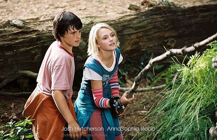 Most do země Terabithia