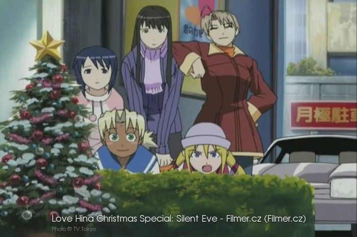 Love Hina Christmas Special Silent Eve