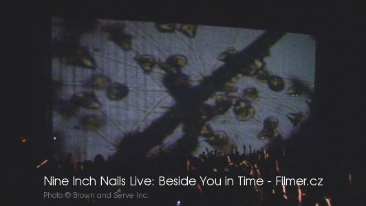 Nine Inch Nails Live Beside You in Time