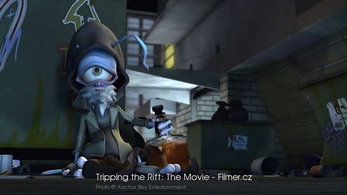 Tripping the Rift The Movie