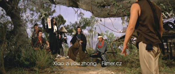 Xiao zi you zhong