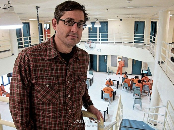 Louis Theroux Za mřížemi