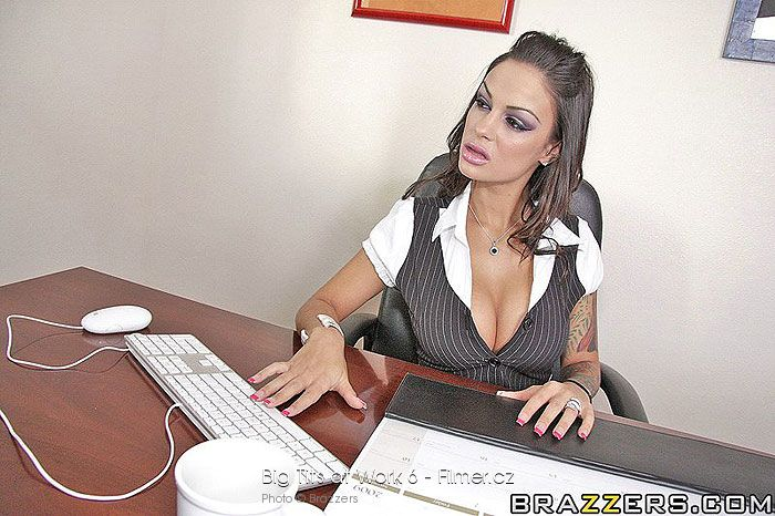 Big Tits at Work 6