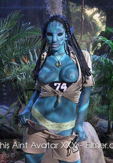 This Aint Avatar XXX