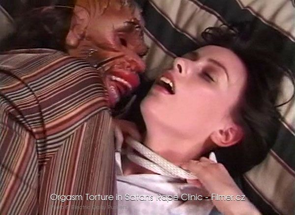 Orgasm Torture in Satans Rape Clinic