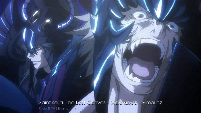 Saint Seiya The Lost Canvas Meiō shinwa