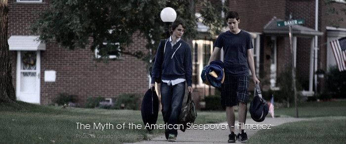 The Myth of the American Sleepover
