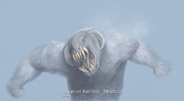 Rage of the Yeti