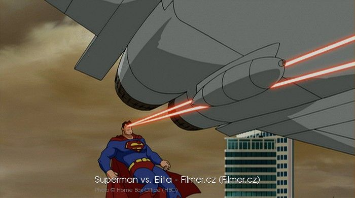 Superman vs Elita