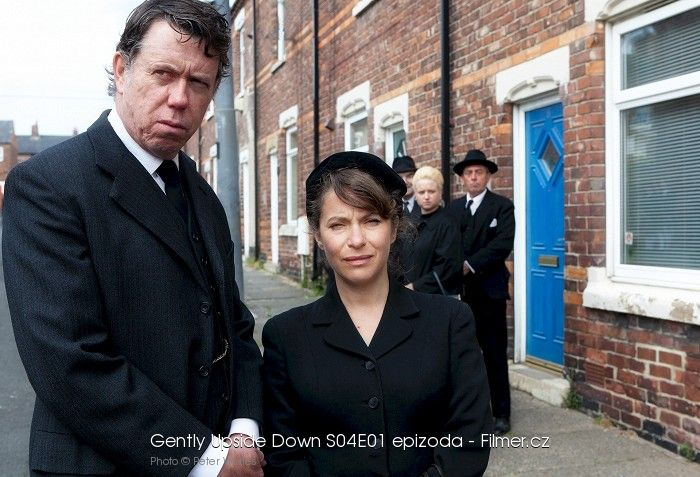 Inspector George Gently Gently Upside Down