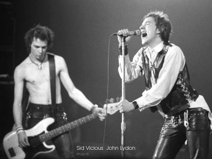 Sex Pistols Live in Winterland