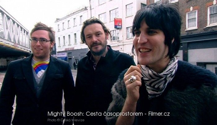 Mighty Boosh Cesta časoprostorem