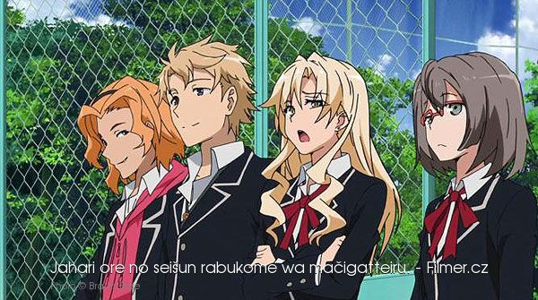Yahari ore no seishun Love Come wa machigatteiru.