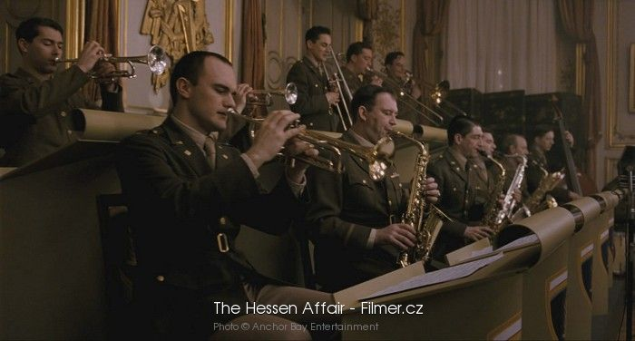 The Hessen Affair