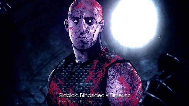 Riddick Blindsided