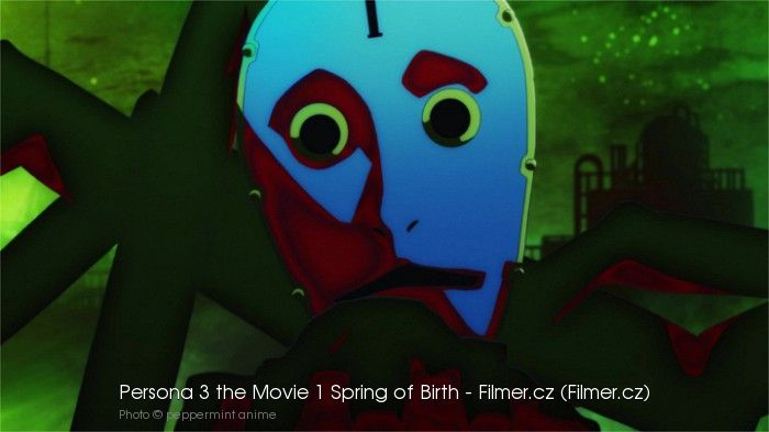 Persona 3 the Movie 1 Spring of Birth