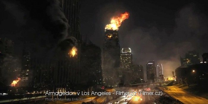 Armagedon v Los Angeles