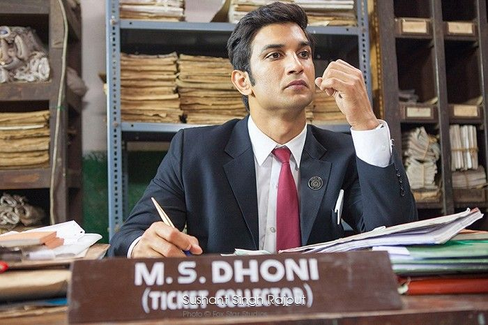 M.S Dhoni The Untold Story