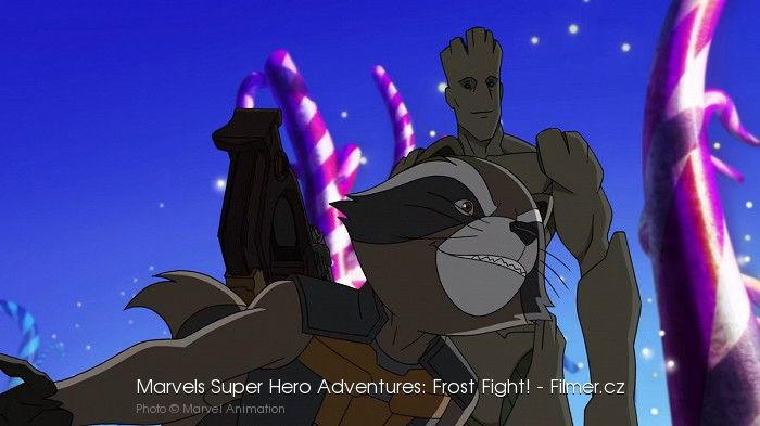 Marvels Super Hero Adventures Frost Fight!