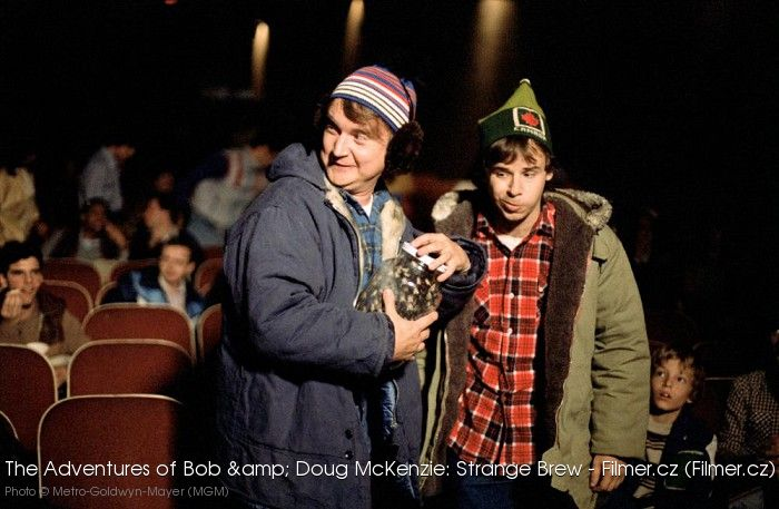 The Adventures of Bob & Doug McKenzie Strange Brew