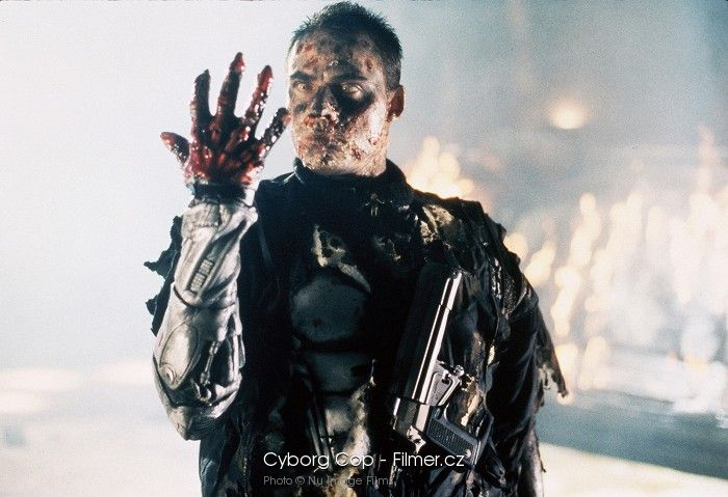 Cyborg Cop — Wikipédia