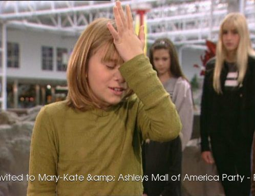 Youre Invited to Mary-Kate & Ashleys Mall of America Party
