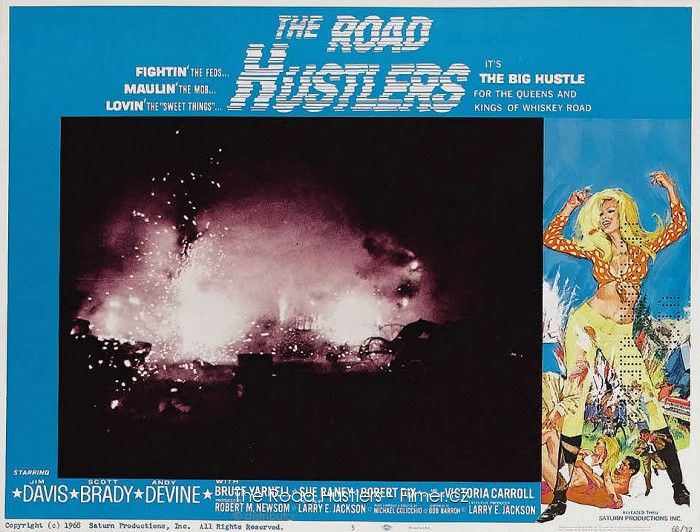 The Road Hustlers