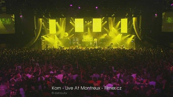 Korn Live At Montreux