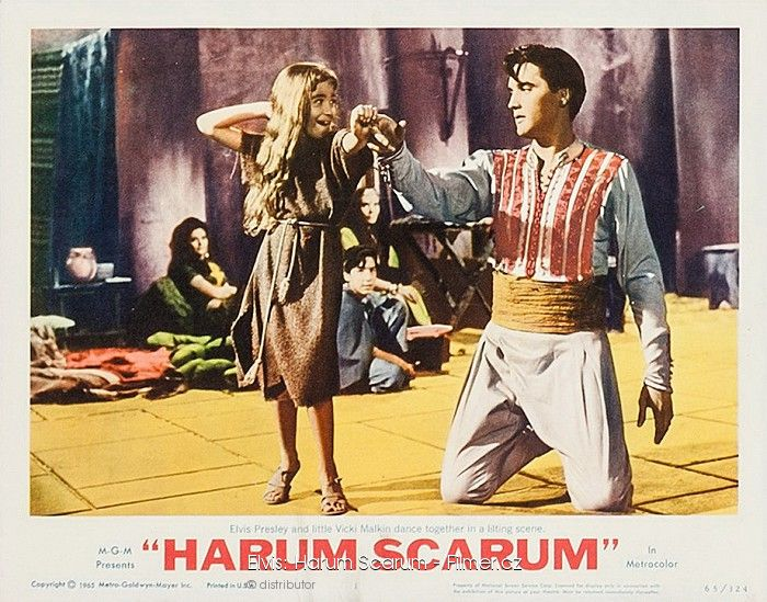 Elvis Harum Scarum