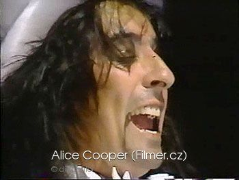 Alice Cooper The Nightmare