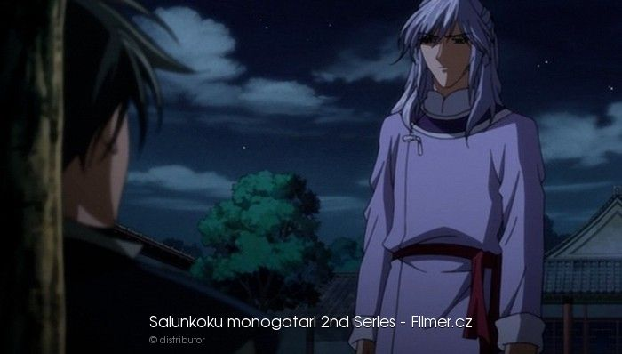 Saiunkoku monogatari 2nd Series