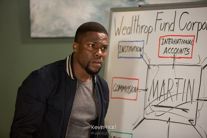 Kevin Hart full list of movies and tv shows in theaters, in production and upcoming films.