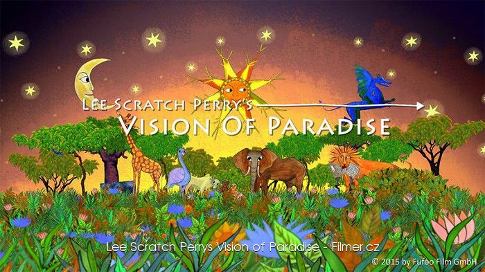Lee Scratch Perrys Vision of Paradise